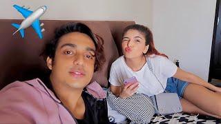 Mumbai to Delhi | Vlog | Ashi Khanna