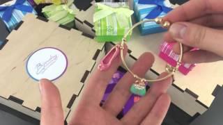 Видео Обзор #bijouday браслеты с подвесками