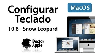 Curso Apple Mac - Configurar Acentos no Teclado