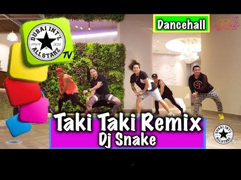 Taki Taki Remix | DJ Snake | Zumba® | Dubai All Starz | Choreography
