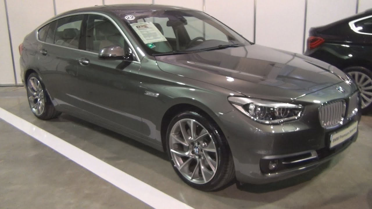 bmw 530d xdrive gran turismo 2014 exterior and interior. Black Bedroom Furniture Sets. Home Design Ideas
