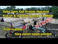 New Gowes Viral Sabo Dam Kali Krasak Nglumut Lewat Rute Syahdu Panen Salak Pondoh  Mp3 - Mp4 Download