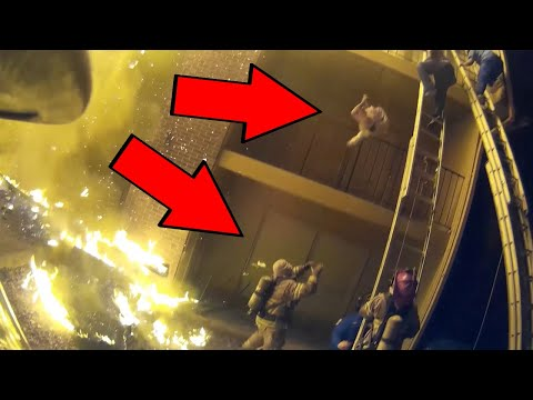 10 Real Life Superheroes Caught On Camera