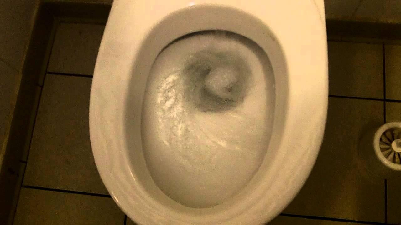 No Seat Toilet Bowl Design by ALLIA PARIS - YouTube