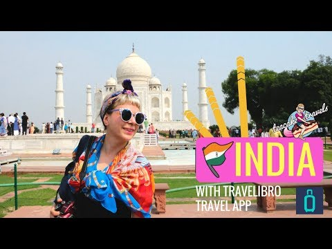 Capture travel memories in India with TraveLibro