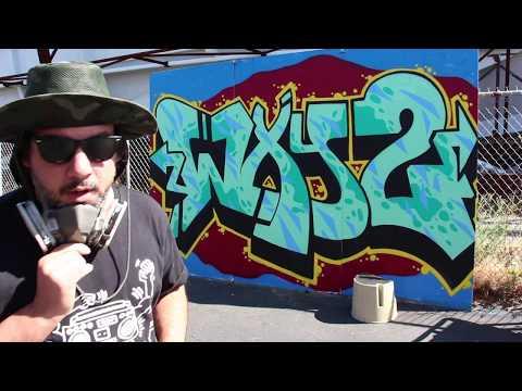 Graffiti Tutorial Basic Effects Video II - Montana Level 1 Cap -ARTPRIMO