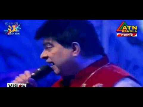 Concert 2017 - Menoka Mathai Dilo Ghomta - Shormila Thakor Jeet Ganguly Concert Live Dhaka 2017
