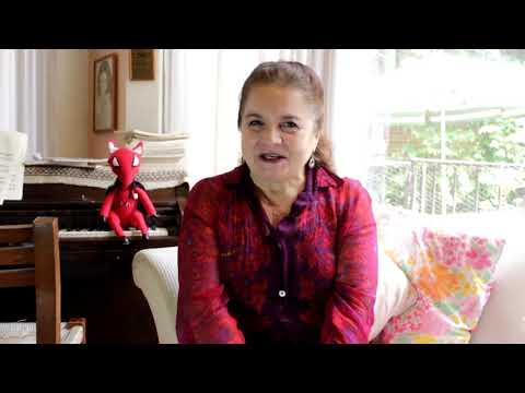 Entrevista con Tina Romero en el marco de Macabro XVII (Celebración Alucarda 40) from YouTube · Duration:  4 minutes 29 seconds
