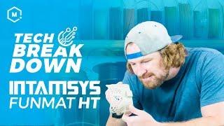 ntamsys Funmat HT  3D Printer Highlights