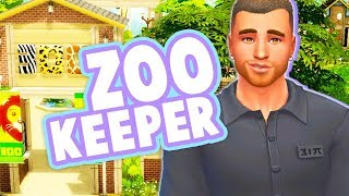 ZOOKEEPER CAREER🐼🦁 // MOD REVIEW | THE SIMS 4 – BRINGING IN THE CASH!