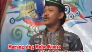 Cak Supali - Jula juli Semanggi Suroboyo