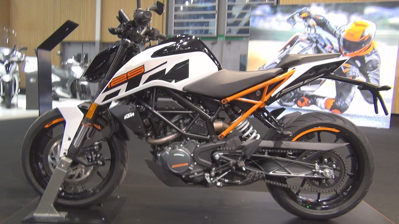 ktm 125 duke abs 2019 exterior and interior youtube. Black Bedroom Furniture Sets. Home Design Ideas