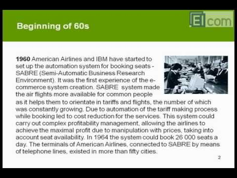History of electronic commerce