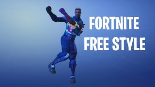 FORTNITE | FREE STYLE | MUST WATCH