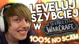 Szybsze Levelowanie w Battle For Azeroth Dzięki PvP!