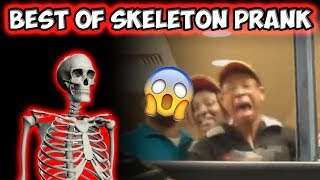 BEST OF SKELETON PRANK!!