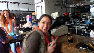 Jeger žurka u caffe-u Planta 15 10 2013