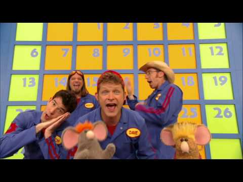 Imagination Movers | Seven Days a Week | Official Music Video | Disney Junior