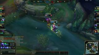 league of legends acused for scripting
