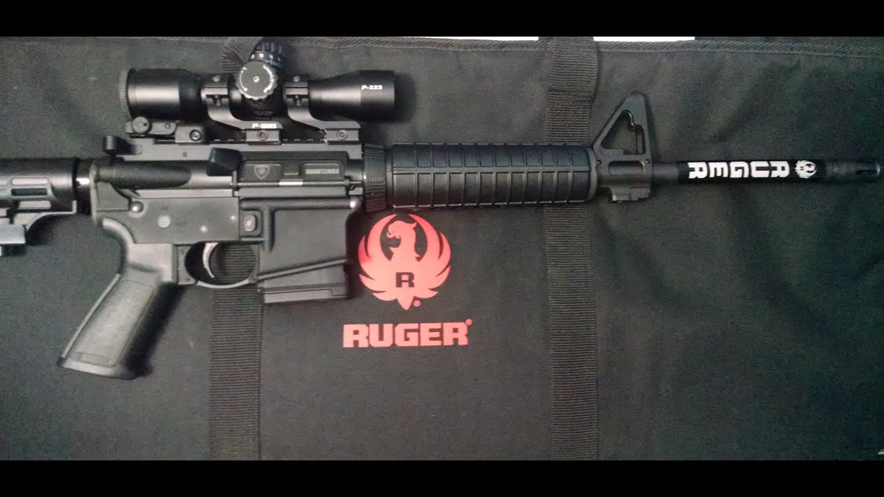 Ar 15 Field Strip Diagram Wiring And Ebooks Dpms Schematics Ruger 556 Youtube Rh Com Color