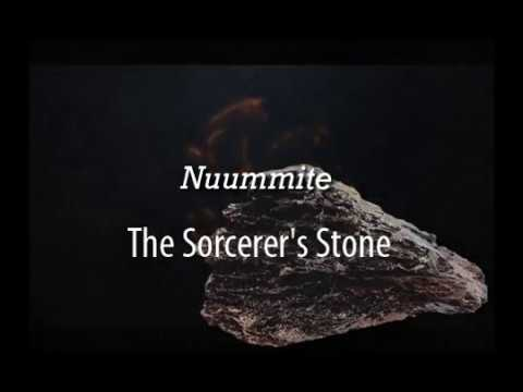 The Sorcerer's Stone Nuummite