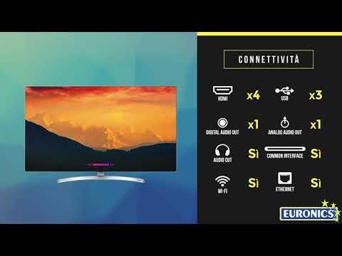 LG | TV LED SUHD | Nano Cell Smart TV 4K Cinema HDR Dolby Atmos | 49SK8500