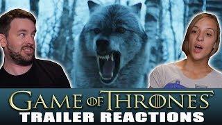 GAME OF THRONES Season 7 Episode 2 Preview REACTION & REVIEW!