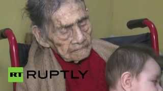 World's oldest person: 127yr old Mexican swears by chocolate, sleeping & the single life