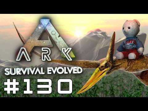 Ark: Survival Evolved #130 - Kibble für das Paraceratherium! (1080p/Deutsch/v217.2)