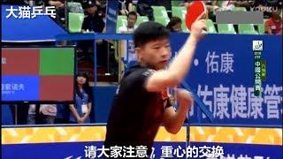【馬龍】「馬龍」#馬龍,馬龍鞭打式弧圈球...