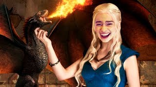 Best Game of Thrones Bloopers