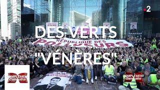 """Complément d'enquête. Des Verts """"vénères"""" -16 mai 2019 (France 2)"""