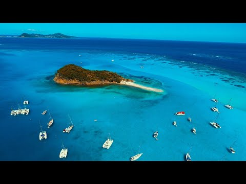 The Caribbean in 4K Ultra HD