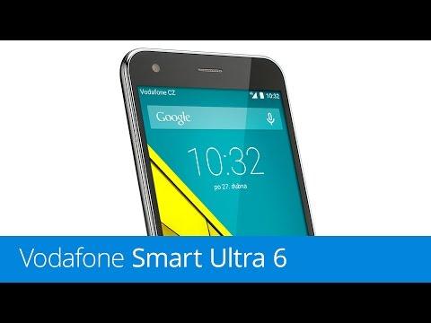 Vodafone Smart Ultra 6 (recenze)