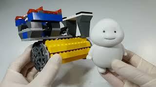오버워치X너프 황금무기 만들기!! 레고로
