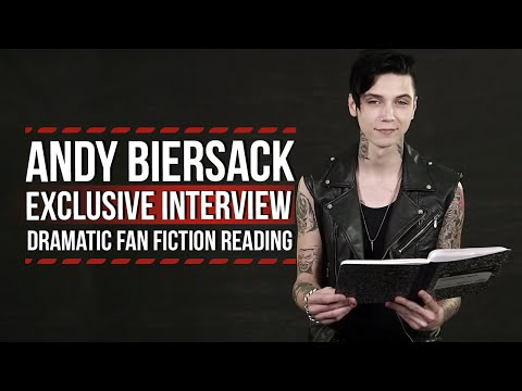 Black Veil Brides' Andy Biersack: Dramatic Fan Fiction Reading