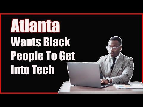 Atlanta Wants to Teach Black Folks Tech for Free