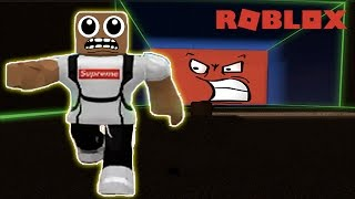 ROBLOX | ESCAPE THE SPEEDING WALL | FASTEST WALL EVER!!!