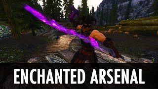 Skyrim Mod: Enchanted Arsenal