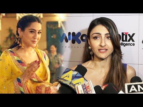 Soha Ali Khan's Unbelievable Reaction On Sara Ali Khan's Acting Debut In Kedarnath