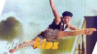 Svyatoslav Rasshivkin final performance | Superkids