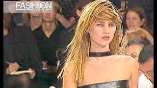 ANN DEMEULEMEESTER Spring Summer 1996 Paris - Fashion Channel