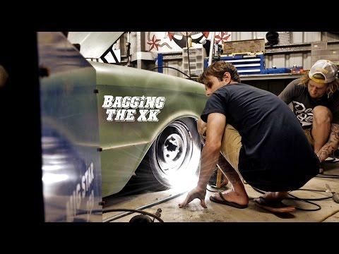 Shed Life 3 - Bagging the XK