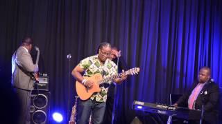 Eddie Grey - Kenyan Jazz Guitarist - Performs in Nairobi