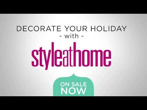 Style at Home Holiday