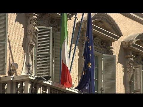 نخست وزیر ایتالیا خواهان تغییر رویکرد اقتصادی اتحادیه اروپا شد