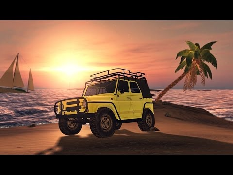 4x4 Russian SUVs Off-Road 3 - Android Gameplay HD