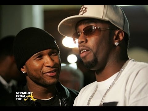 PAUSE! Diddy Admits Sleeping With Usher!