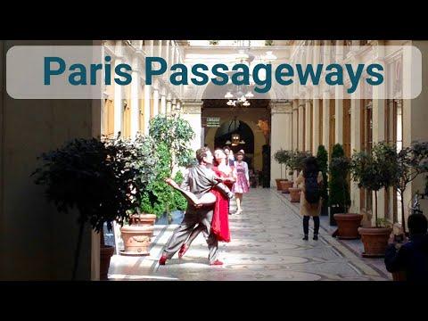 Grands Boulevards Passageways of Paris
