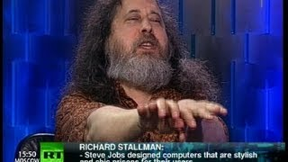 Richard Stallman: We
